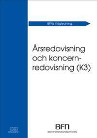 BFNAR 2012:1 Årsredovisning och koncernredovisning (K3)