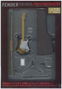 Fender the Best Collection 1954 Stratocaster & Form Fit Case