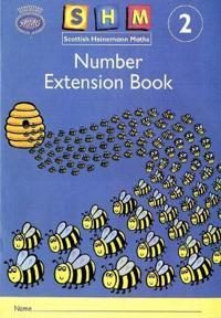 Scottish Heinemann Maths 2, Extension Workbook (single)