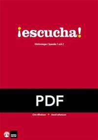 Escucha! Hörövningar i spanska 1 och 2 Webb