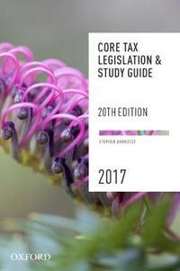 Core Tax Legislation & Study Guide