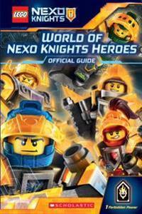 World of Nexo Knights Heroes