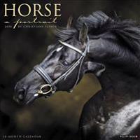 Horse a Portrait 2018 Calendar