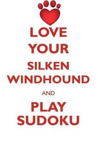 Love Your Silken Windhound and Play Sudoku Silken Windhound Sudoku Level 1 of 15