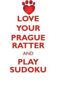 Love Your Prague Ratter and Play Sudoku Prague Ratter Sudoku Level 1 of 15