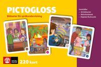 Pictogloss Bildserier för språkundervisning