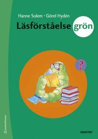 Läsförståelse Grön för lågstadiet
