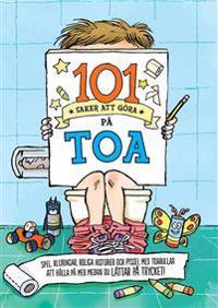 101 saker att göra på toa