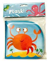 Plask! (krabba badbok)