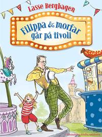 Filippa & morfar går på tivoli Litet format