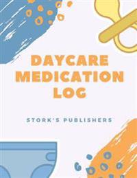 Daycare Medication Log