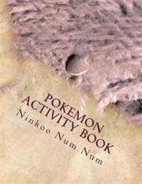 Pokemon Activity Book: Fun Stuff