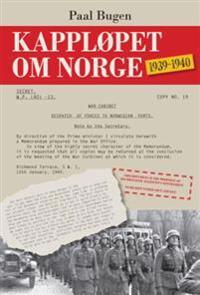 Kappløpet om Norge - Paal Bugen | Inprintwriters.org