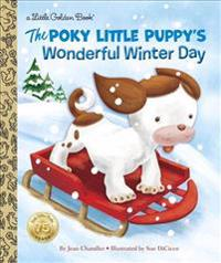 Poky Little Puppy's Wonderful Winter Day