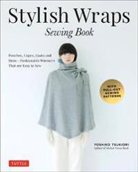 Stylish Wraps - Yoshiko Tsukiori - böcker (9780804846950)     Bokhandel