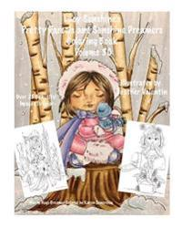 Lacy Sunshine's Pretty Parcels and Sunshine Dreamers Coloring Book Volume 30: Adorable Fairies, Mers and Other Cuties Coloring for All Ages