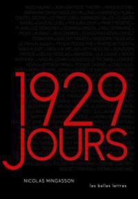 1929 Jours: Mourning War in the 21st-Century