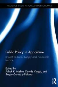Public Policy in Agriculture