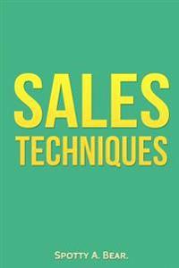 Sales Techniques