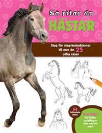 Så ritar du hästar