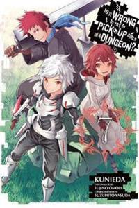 Is It Wrong to Try to Pick Up Girls in a Dungeon? 7