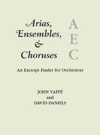 Arias, Ensembles, & Choruses