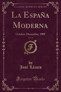 La Espana Moderna, Vol. 21