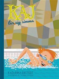 Kaj lär sig simma - Litet format
