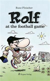 Rolf at the football game
