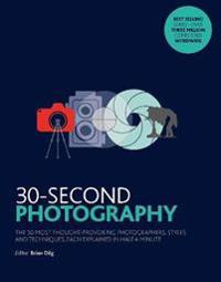 30-second photography - the 50 most thought-provoking  photographers, style