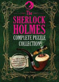 Sherlock holmes complete puzzle collection