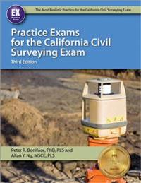 Practice Exams for the California Civil Surveying Exam