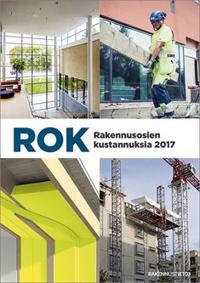 ROK - Rakennusosien kustannuksia 2017