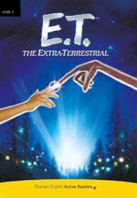 Level 2: E.T. The Extra-Terrestrial  Book and CD Pack