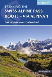 Trekking the Swiss Alpine Pass: Route - Via Alpina 1