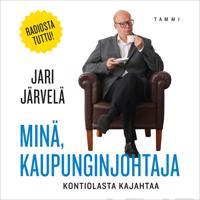 Minä, kaupunginjohtaja (cd)