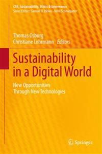 Sustainability in a Digital World