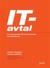 IT-avtal En kommentar till IT-branschens standardavtal