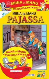 Miina ja Manu CD-Satuaarteet 31
