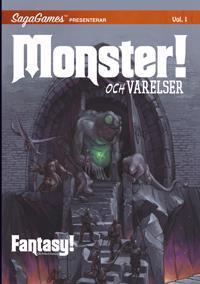 Monster och varelser! : ett tillbehör till Fantasy!, old school gaming