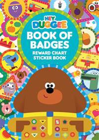 Hey Duggee: Book of Badges