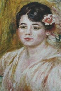 150 Page Lined Journal Adele Besson, 1918 Pierre Auguste Renoir: 150 Page Lined Journal