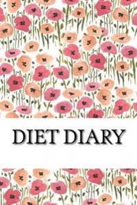 Diet Diary, Slimming Weight Loss Diary, Slimming Clubs Diary 2017