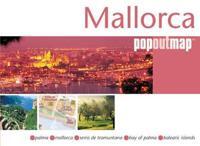 Mallorca Popout Map