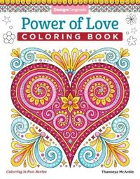 Power of Love Coloring Book