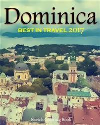 Dominica Sketh Coloring Book: Best in Travel 2017