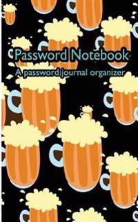 Password Notebook: A Password Journal Organizer 5x8with 102 Pages Password Book, Password Keeper and Journal Organizer