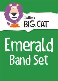 Emerald Band Set