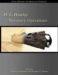H. L. Hunley Recovery Operations