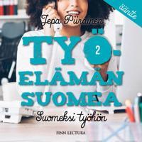 Työelämän suomea 2 (cd)